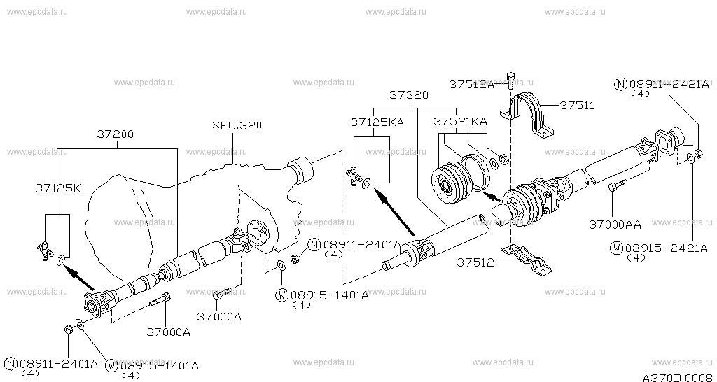 Ka24de Diagram