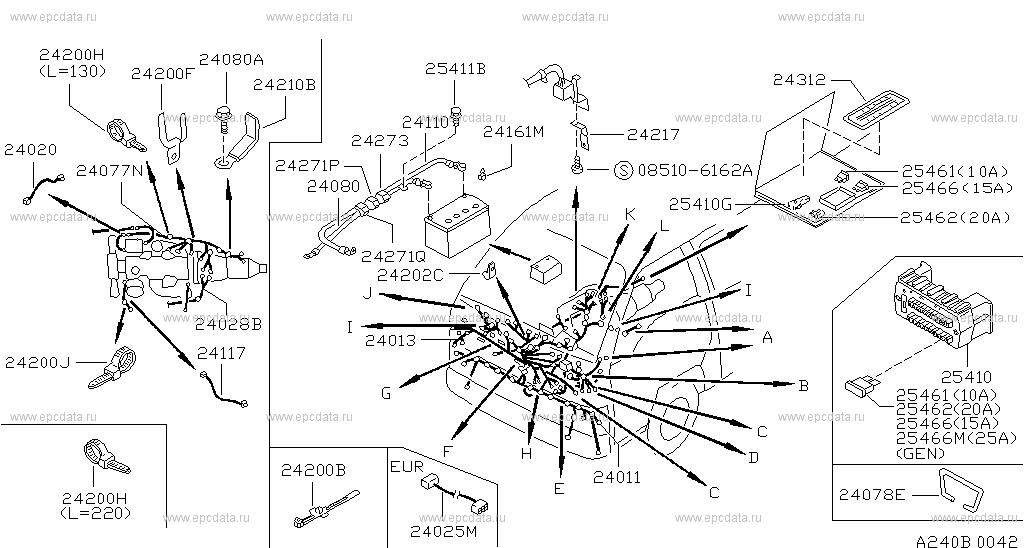 Wiring Diagram Nissan Urvan