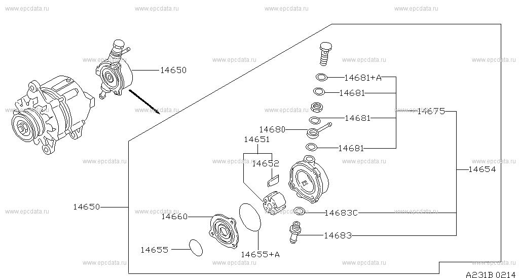 Nissan Cabstar Alternator Wiring Diagram