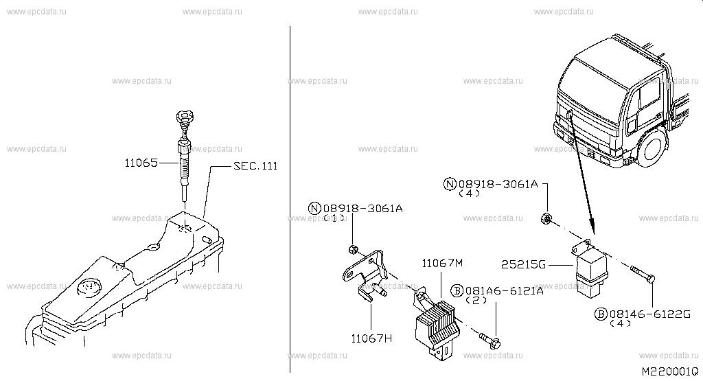 Nissan Cabstar Wiring Diagram Electrical Circuit Electrical Wiring