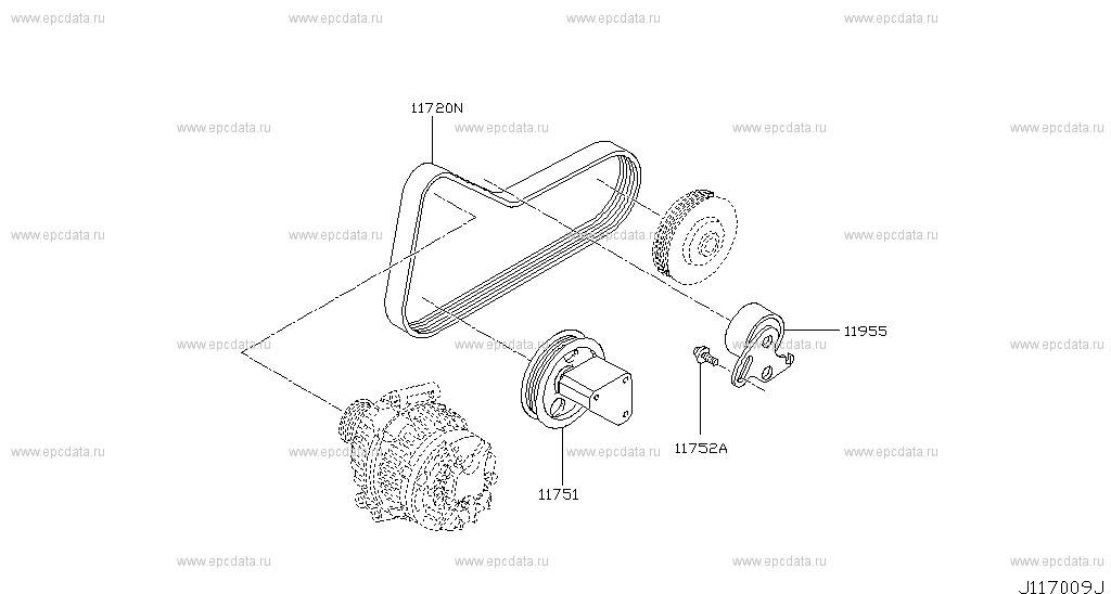 Nissan Micra Alternator Wiring Diagram