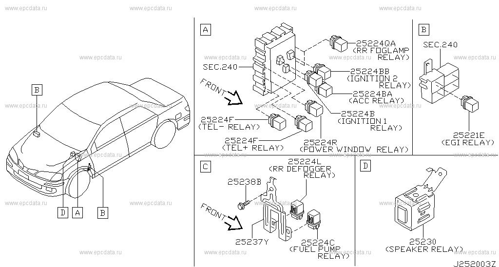 Nissan Almera Starter Wiring Diagram - Wiring Diagram Local on