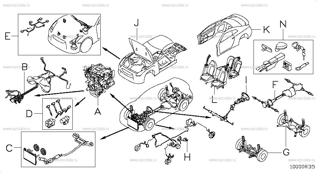 Choose parts group:
