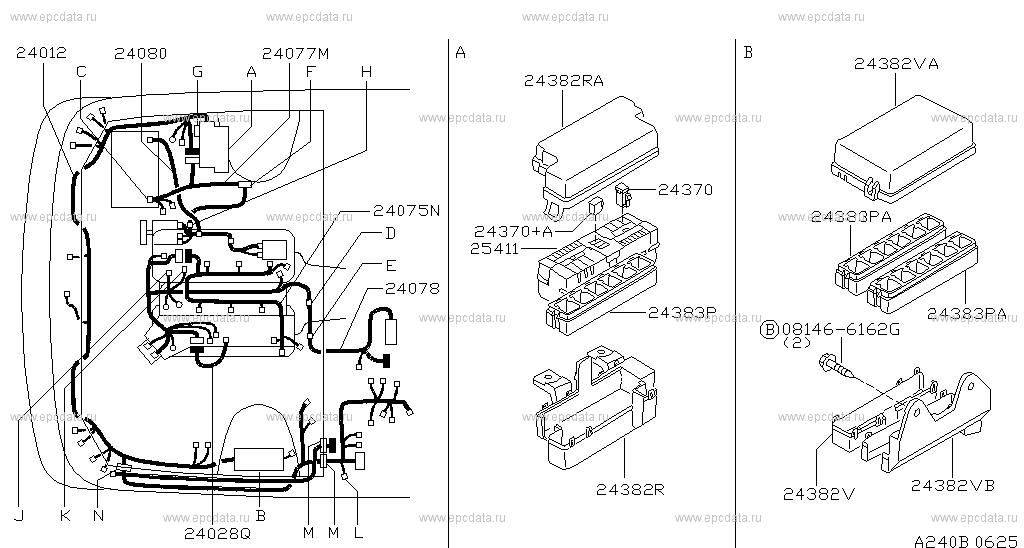2002 Nissan Pathfinder Wiring Diagram from nissan-europe.epc-data.com