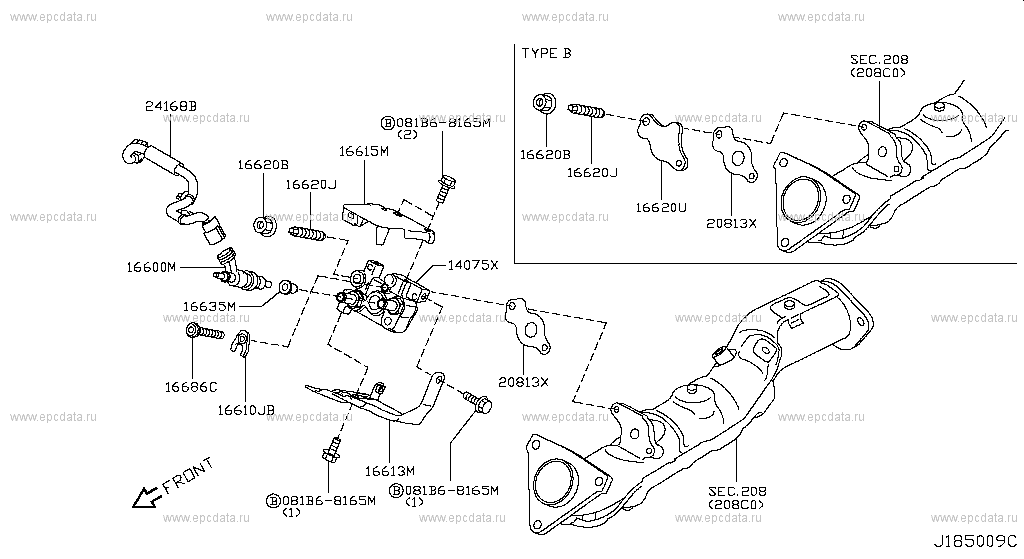Diagram Of Nissan Pathfinder