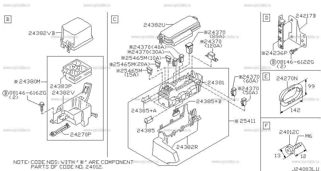 Nissan X Trail Ecu Wiring Diagram