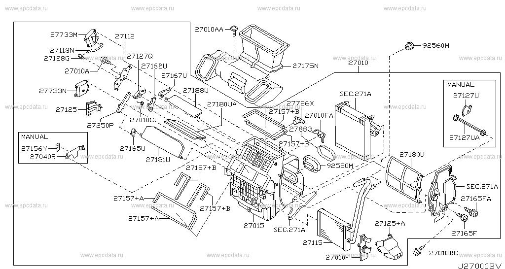 on nissan x trail heater wiring diagram