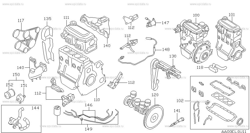 Engine mechanical