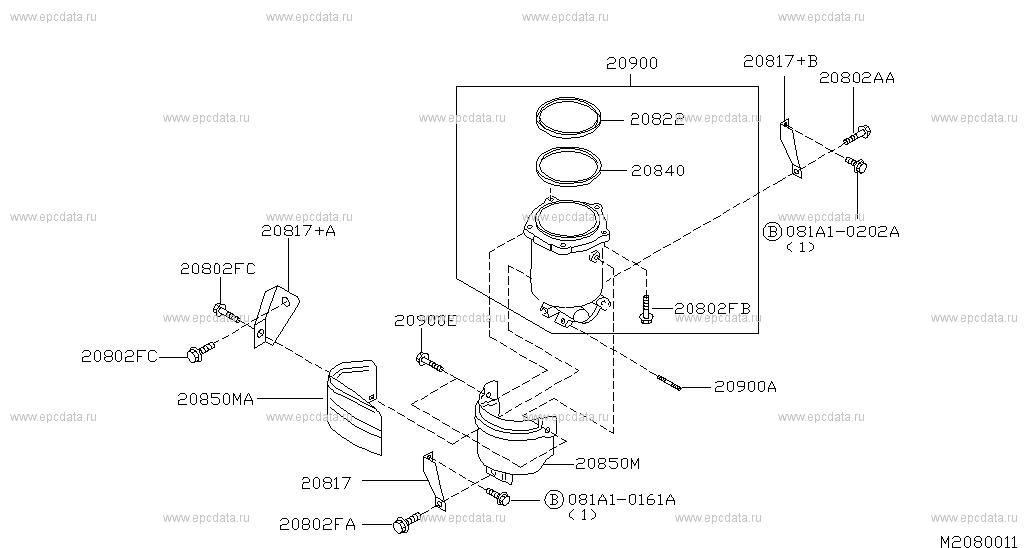 Nissan Almera Tino Wiring Diagrams