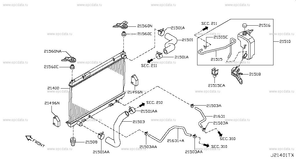 Scheme 214a001 214a002: Infiniti M35 Engine Diagram At Johnprice.co