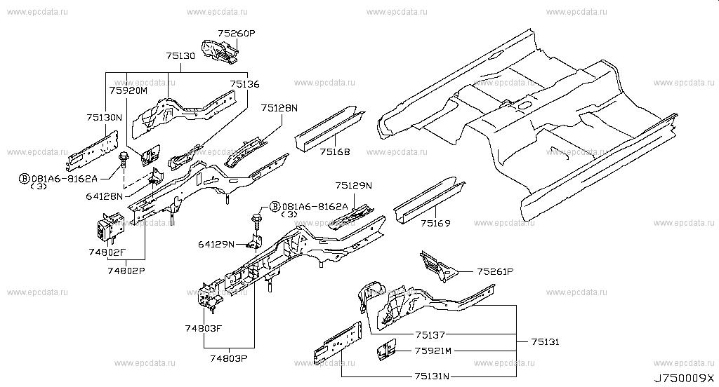Scheme 750a001: Infiniti M35 Engine Diagram At Johnprice.co