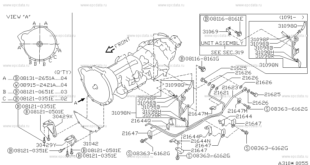 nissan cvt transmission schematic diagram  nissan  wiring diagrams instructions