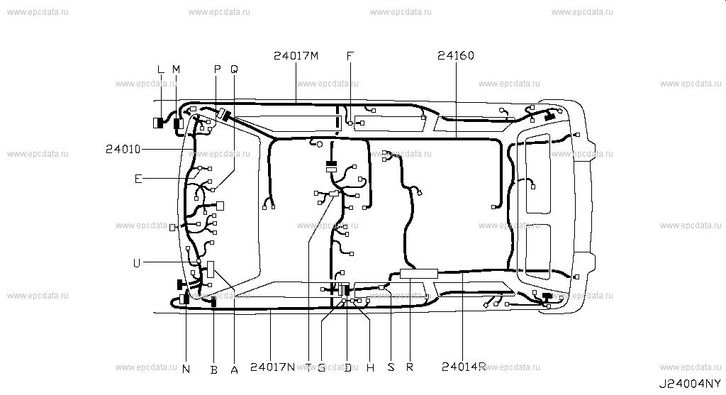 240sx Body Harness Wiring Diagram