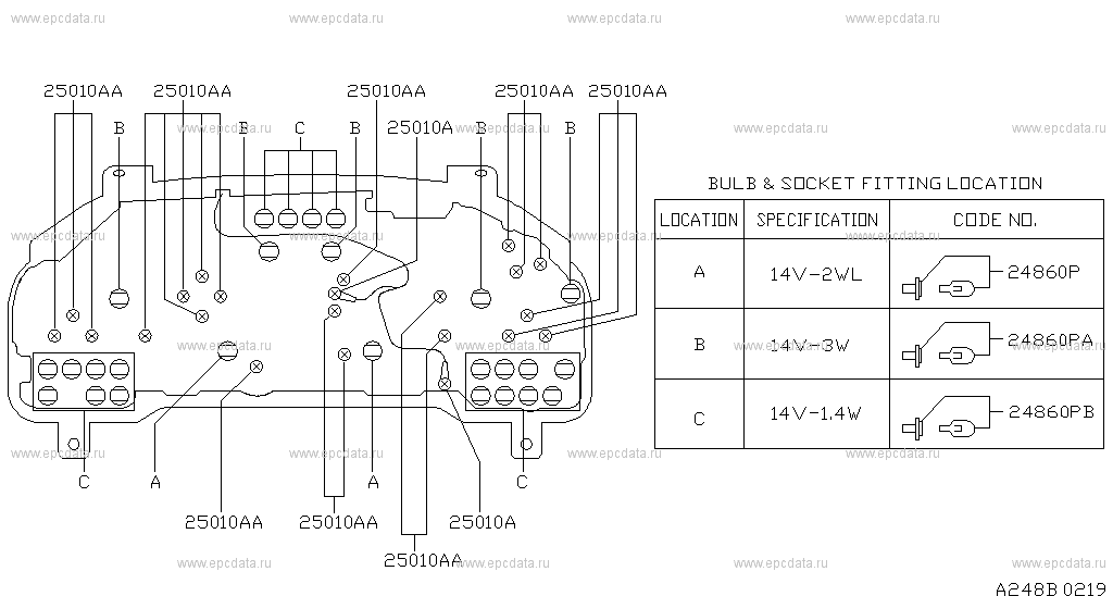 Auto Gauge Rpm Wiring Diagram from nissan-europe.epc-data.com