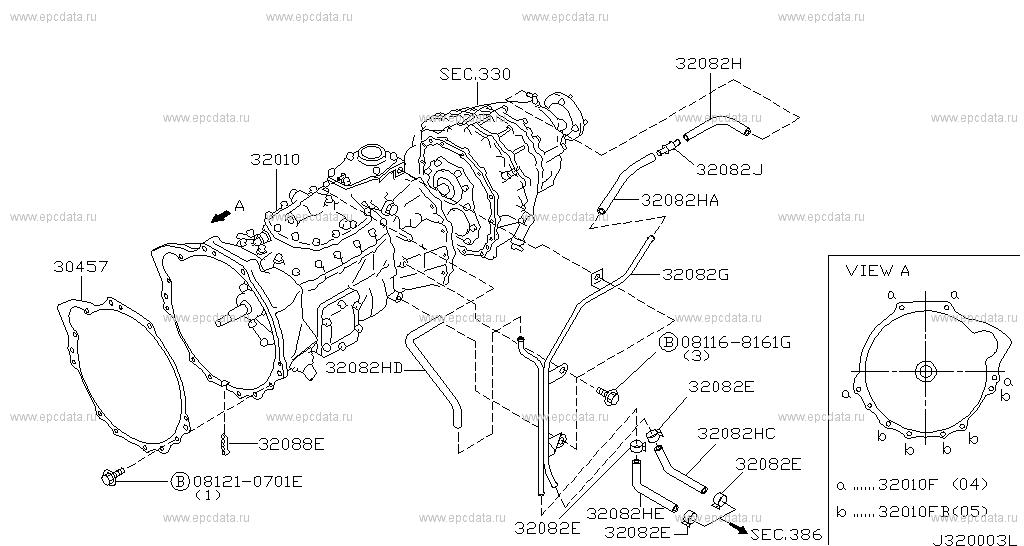 320 manual transmission transaxle fitting for patrol y61 nissan rh nissan europe epc data com nissan patrol y61 manual transmission nissan patrol y61 repair manual