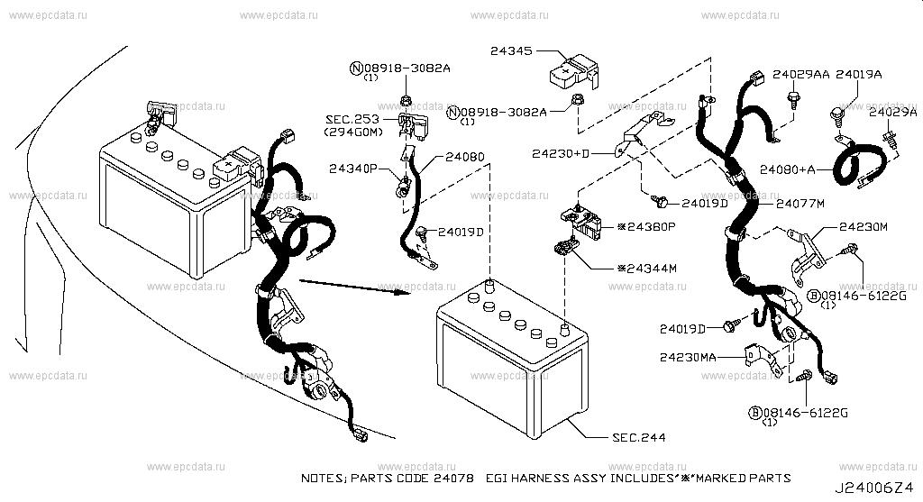 240 - wiring for patrol y62 nissan patrol