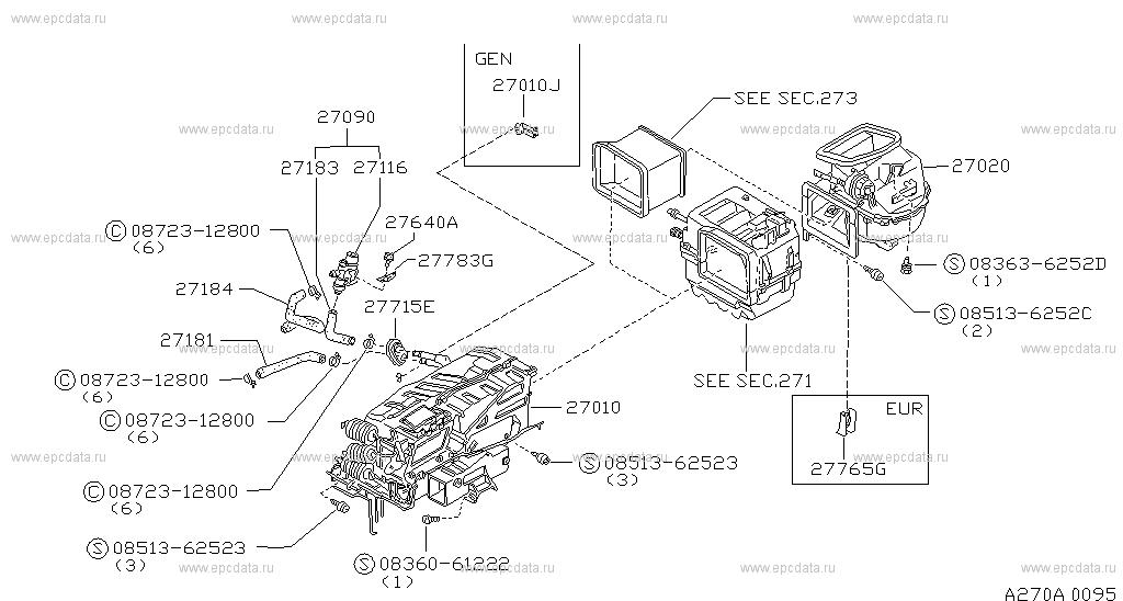 30 Z31 Vacuum Diagram